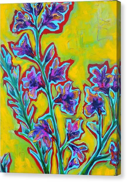 Brilla Canvas Print by Dawn Gray Moraga