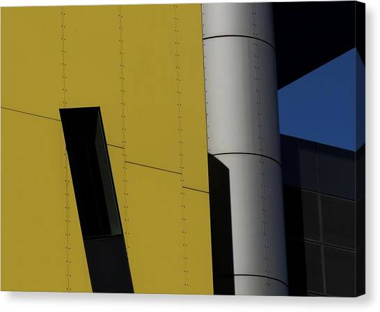 Brisbane Square Abstract 1 Canvas Print