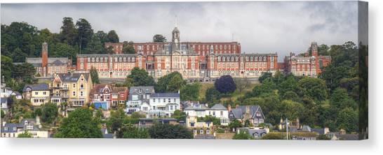 Britannia Royal Naval College Canvas Print