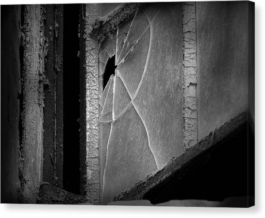 Broken By Denise Dube Canvas Print