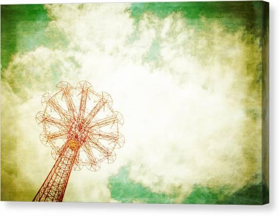 Brooklyn's Eiffel Tower Canvas Print