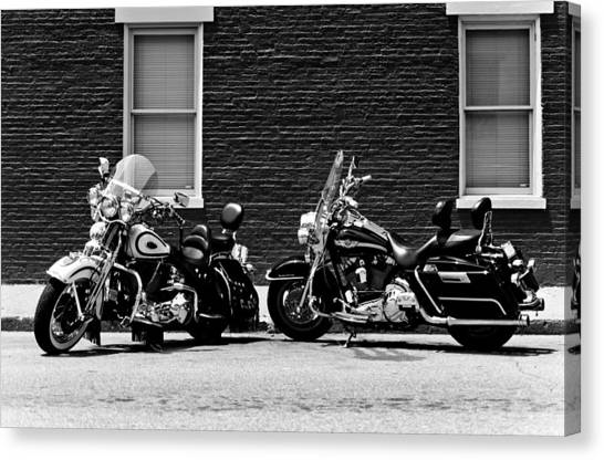 Scoot Canvas Print - Brothers by Off The Beaten Path Photography - Andrew Alexander