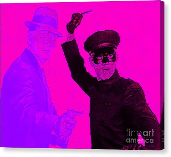 Kung Fu Canvas Print - Bruce Lee Kato And The Green Hornet 20130216m88 by Wingsdomain Art and Photography