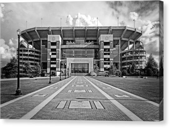 Bryant Denny Stadium 2011 Canvas Print