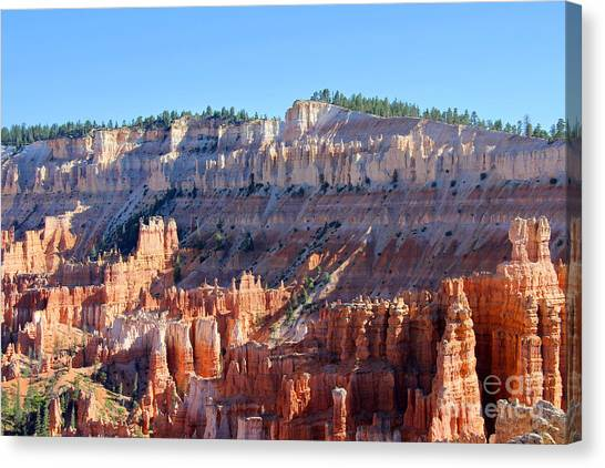 Bryce Amphitheater Canvas Print