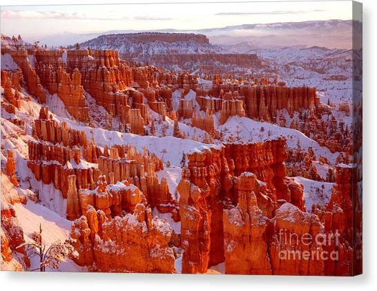 Bryce Canyon - 11 Canvas Print