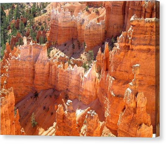 Bryce Canyon 138 Canvas Print