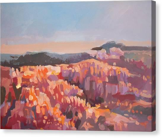 Bryce Canyon - Utah Canvas Print by Filip Mihail