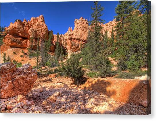 Bryce Canyon Utah Canvas Print