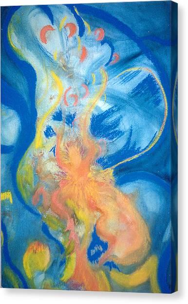 Brzilian Rhythms Canvas Print by Phoenix Simpson