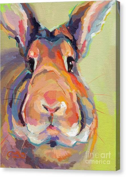 Kiwis Canvas Print - Bubba Omalley by Kimberly Santini