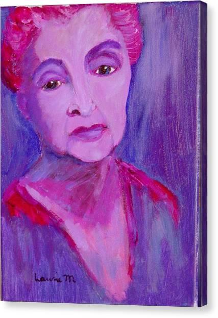 Bubbe Hinda Canvas Print