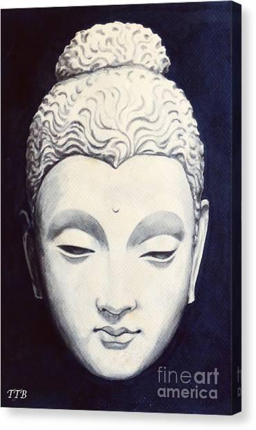 Buddha Canvas Print
