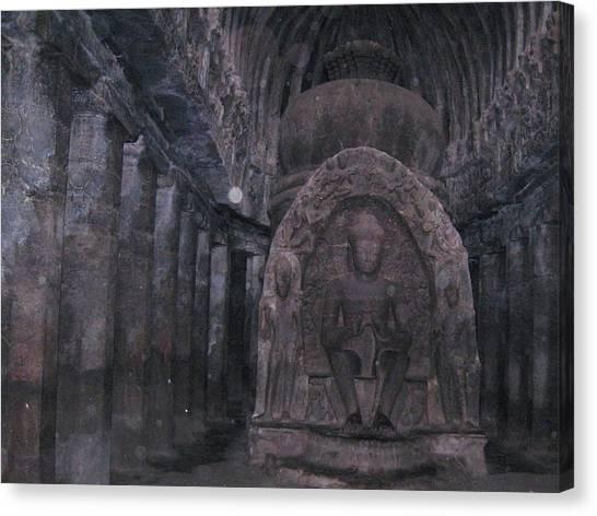 Buddha I Canvas Print