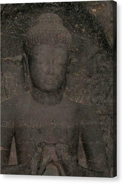 Buddha II Canvas Print