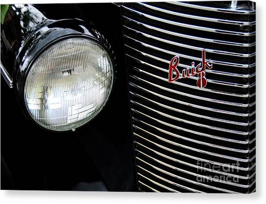 Buick 8 Canvas Print