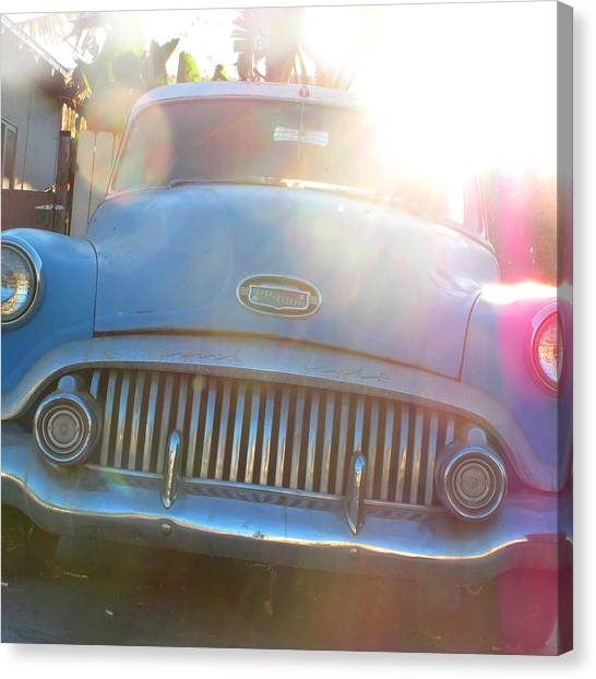 Buick Canvas Print