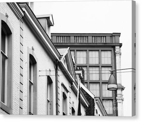 Maastricht Canvas Print - Buildings In Maastricht by Nick  Biemans