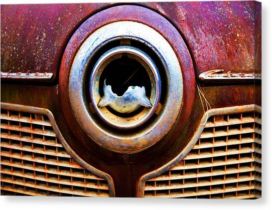 Bullet Nose Canvas Print by Norm Hoekstra