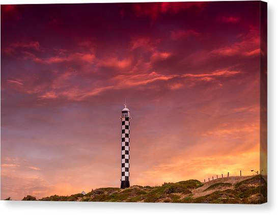 Bunbury Lighthouse Canvas Print