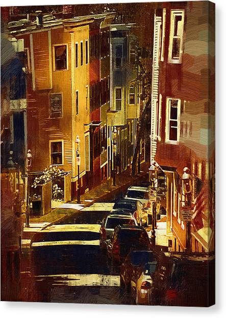 Bunker Hill Canvas Print