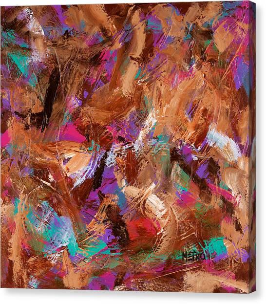 Buried Canvas Print - Buried Treasure by Ron Krajewski