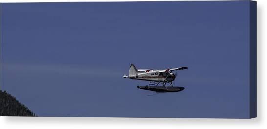Bush Plane 001 Canvas Print