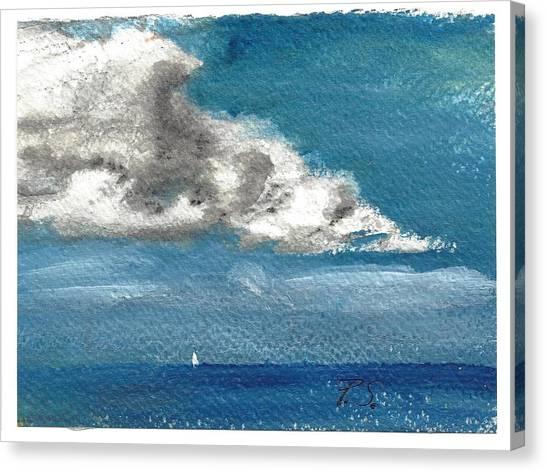 Buzzards Bay  Canvas Print