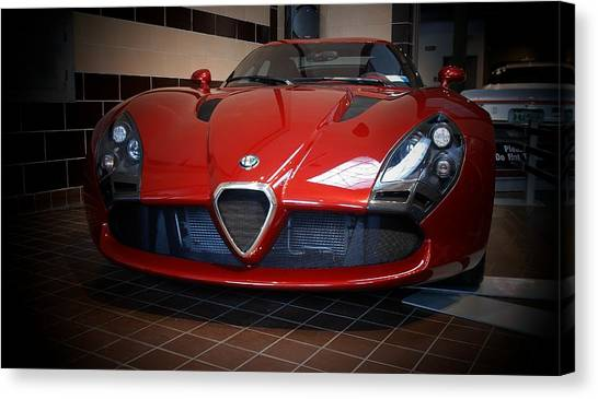 By Zagato Canvas Print