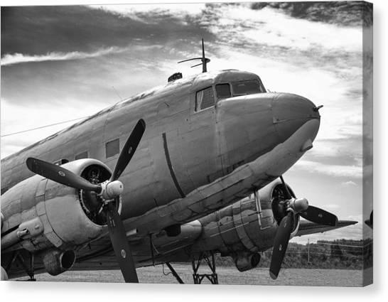 C-47 Skytrain Canvas Print