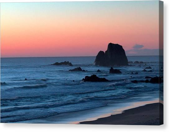 Cable Beach Dusk Canvas Print