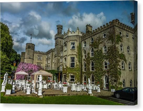 Cabra Castle - Ireland Canvas Print