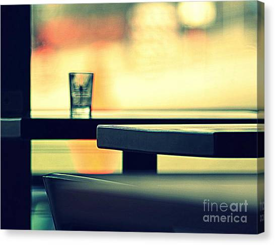 Cafe II Canvas Print