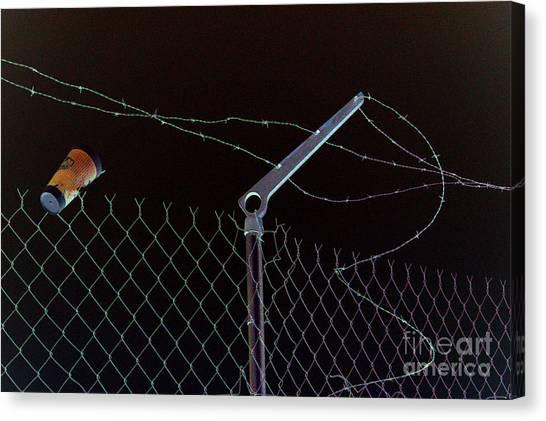 Caffeinated Jail Break Canvas Print by Joe Jake Pratt