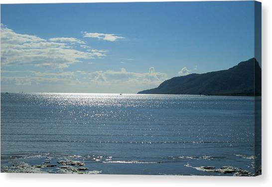 Cairns Waterfront Canvas Print