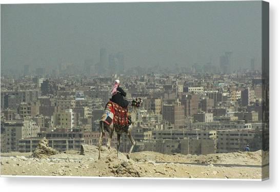 Cairo Egypt Canvas Print