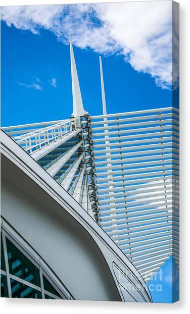 Calatrava Point Canvas Print