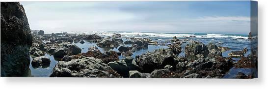California Beach 1 Canvas Print