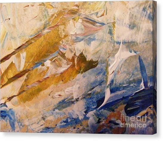 California September Canvas Print