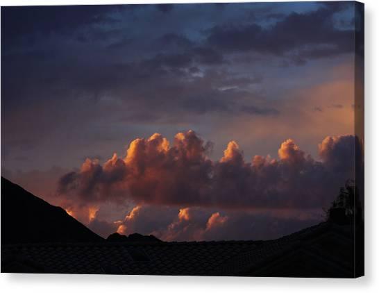 Calm Skies Canvas Print