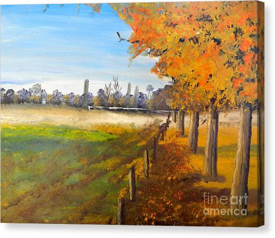 Camden Farm Canvas Print