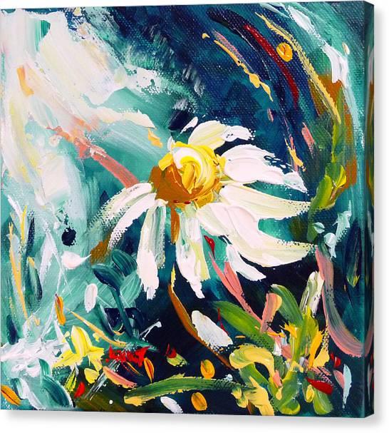 Camomile Canvas Print