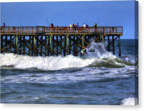 Can You Do This Canvas Print