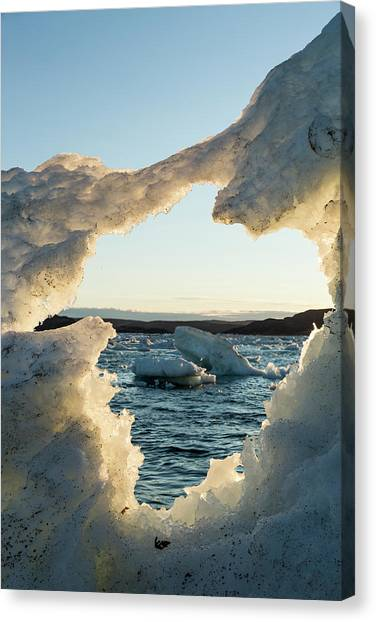 Nunavut Canvas Print - Canada, Nunavut, Territory, View by Paul Souders