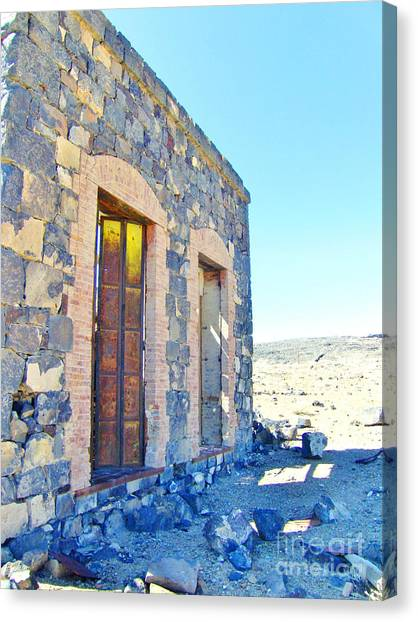 Candelaria Nevada 3 Canvas Print