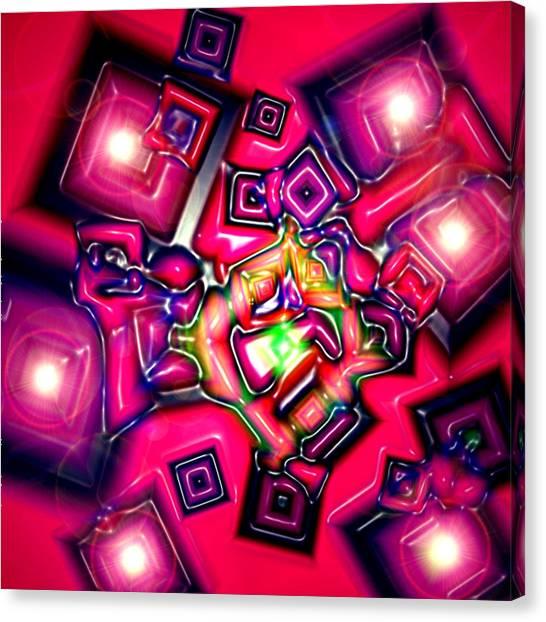 Canvas Print - Candels by Dan Sheldon