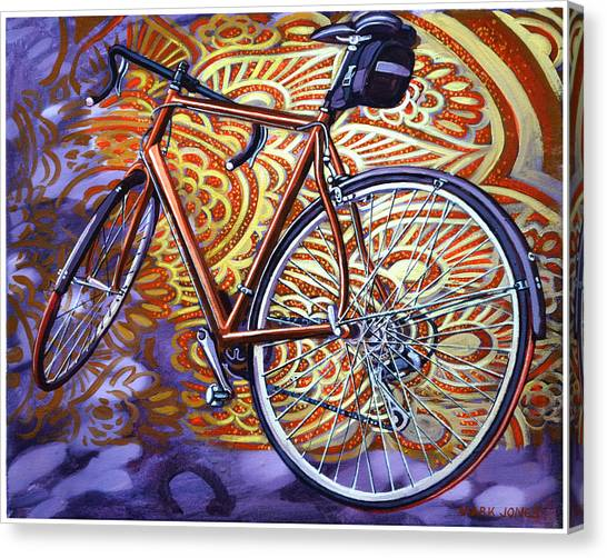 Cannondale Canvas Print