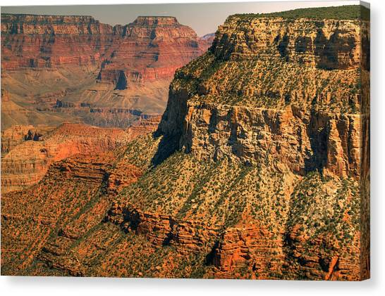 Canyon Grandeur 1 Canvas Print