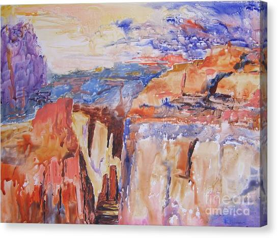 Canyon Suite Canvas Print