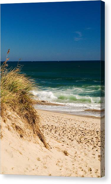 Cape Cod Massachusetts Beach Canvas Print